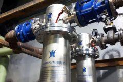Фильтры NEPTUN - параллельная работа обеспечивает надежную защиту механическим загрязнениям