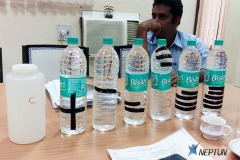 Анализ воды на ТЭЦ, Индия