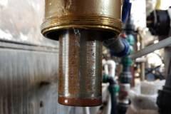 Сергиев Посад, Московская область, фильтры на входе на заводе по производству полиэтиленовых пакетов