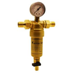 механический самопромывной фильтр для воды
