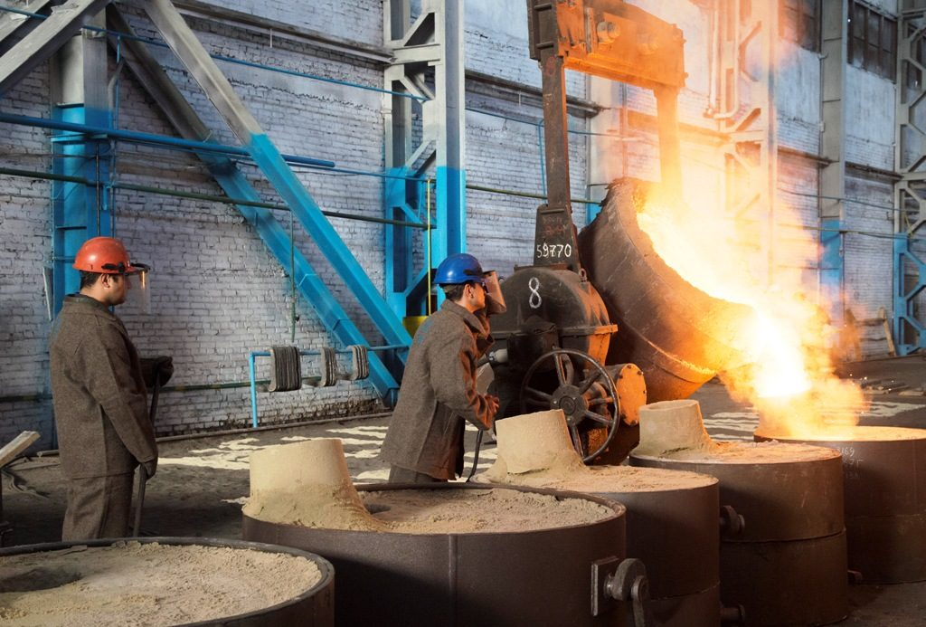 Фильтры NEPTUN для Навоийского металлургического комбината