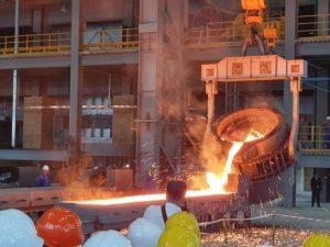 Сетчатые и струнные фильтры NEPTUN для металлургии
