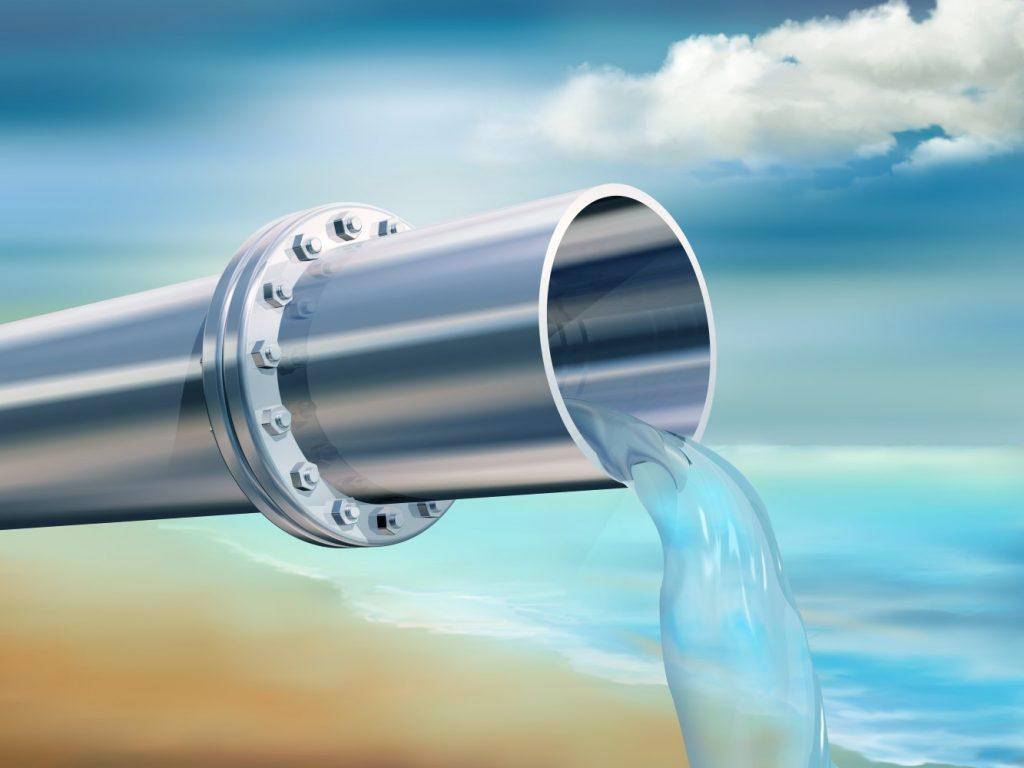 Магистральные механические фильтры Нептун